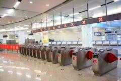 Sottopassaggio di Pechino Fotografia Stock Libera da Diritti