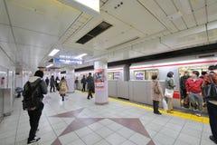 Sottopassaggio Tokyo sotterranea Giappone fotografia stock