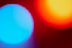 Sottragga gli indicatori luminosi Fotografie Stock
