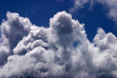 Sottragga il cielo Fotografie Stock Libere da Diritti