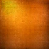 Sottragga il disegno di struttura del fondo di griglia dell'oro Fotografia Stock Libera da Diritti
