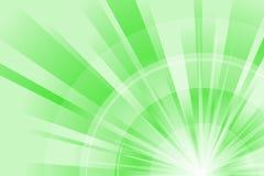 Sottragga il verde illustrazione di stock