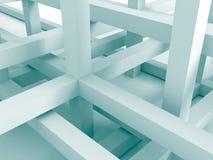 Sottragga la priorità bassa di architettura Struttura della costruzione Fotografia Stock