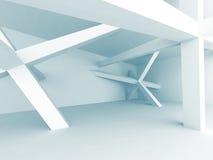 Sottragga la priorità bassa di architettura Struttura della costruzione Immagine Stock
