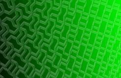 sottragga la priorità bassa Struttura, modello Verde Immagini Stock