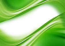 Sottragga la priorità bassa verde Fotografie Stock Libere da Diritti