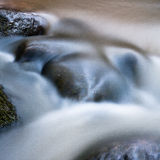 Souce stream. Natural fresh and purity stream royalty free stock photography