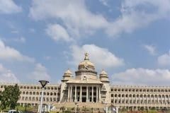 Soudha de Vidhana, Bangalore imágenes de archivo libres de regalías
