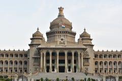 Soudha de Vidhana, Bangalore, Karnataka fotografía de archivo libre de regalías