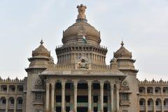 Soudha de Vidhana, Bangalore, Karnataka fotos de archivo libres de regalías
