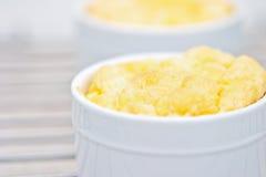 Soufflés de fromage photo libre de droits