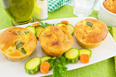 souffl λαχανικό Στοκ φωτογραφία με δικαίωμα ελεύθερης χρήσης