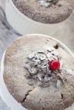 souffle σοκολάτας Στοκ φωτογραφία με δικαίωμα ελεύθερης χρήσης