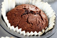 souffle σοκολάτας Στοκ εικόνες με δικαίωμα ελεύθερης χρήσης