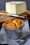 Souffle τυριών Στοκ Φωτογραφίες