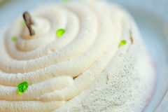 Souffle cake Royalty Free Stock Photos