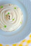 Souffle cake Stock Images