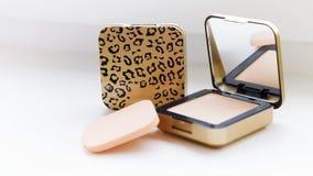 Souffle de poudre Image stock