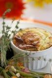 Souffle do tomilho Foto de Stock Royalty Free