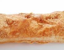 Souffle savoureux arrosé avec du sucre Photo stock