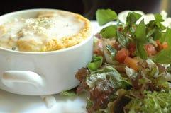 soufflee καλαμποκιού Στοκ Εικόνες