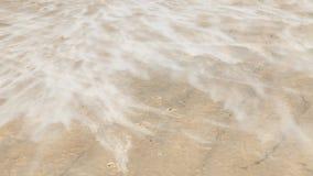 Soufflement de sable Image stock