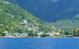 Soufriere Stock Photography