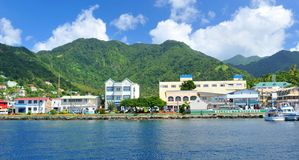Soufriere Royalty Free Stock Images