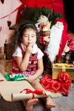 Souhait de Noël photographie stock libre de droits