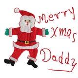 Souhaits de Noël Image libre de droits