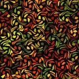 Souillé coloré Image libre de droits