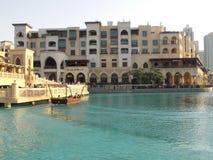 Souk в Дубай Стоковые Изображения