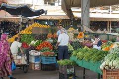 Souk - рынок города в Агадире Стоковые Фото