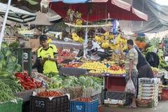Souk - рынок города в Агадире Стоковая Фотография RF