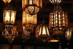 Souk in Abu Dhabi, UAE Fotografia Stock Libera da Diritti