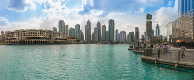 Souk Al Bahar, Dubaï Image libre de droits