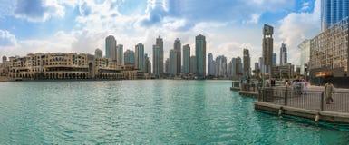 Souk Al Bahar, Dubai Lizenzfreies Stockbild