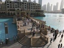 Souk Al Bahar, Dubai-Mall Lizenzfreie Stockbilder