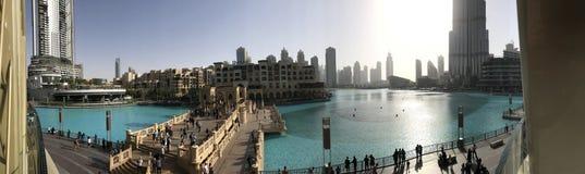 Souk Al Bahar, Dubai-Mall Stockbilder