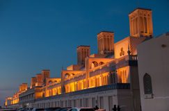 Souk bleu, Charjah EAU Photographie stock libre de droits