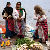 Souk in Chefchaouen, Morocco Royalty Free Stock Photos