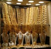 Souk del oro Imagenes de archivo