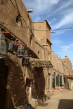 Souk di ouarzazate Fotografie Stock