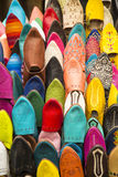 Souk in Fez, Morocco Stock Images