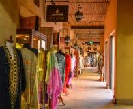 Souk Madinat Jumeirah i Dubai arkivbild