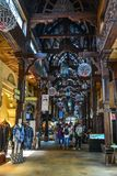 Souk Madinat Jumeirah nel Dubai fotografie stock