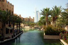 Souk Madinat Jumeirah, United Arab Emirates Royalty Free Stock Images