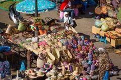 Souk in Marrakesch Stockfotografie