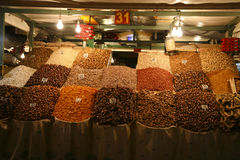 Souk of Marrakesh Royalty Free Stock Photo