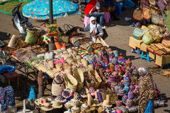Souk in Marrakesh Stock Photography